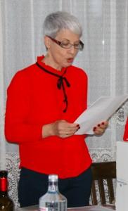 Loli Caderno recuerda a Pilar Gómez , quien siempre estuvo presente en estas ocasiones. ¡Te recordaremos siempre Pilar!